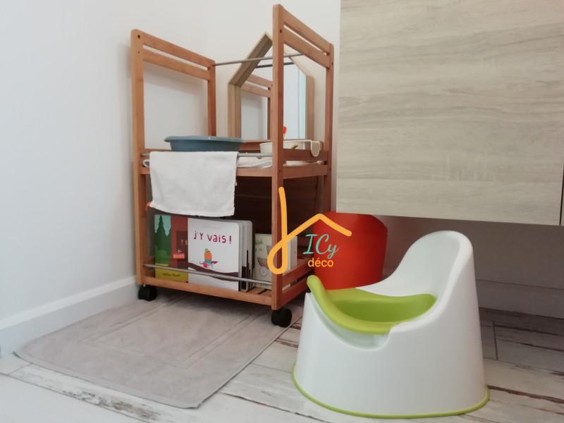 Aménagement Montessori espace propreté dédié salle de bain | ICy déco