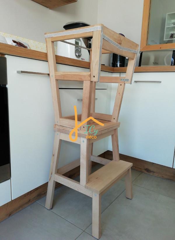 Tour Montessori DIY   ICy déco