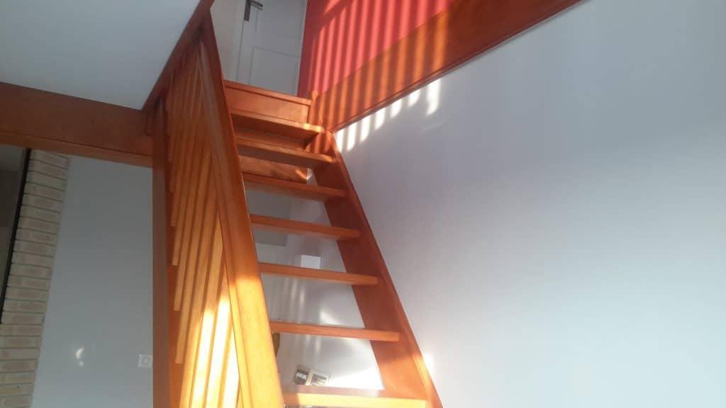 Projet client : Avant, un escalier qui manque de modernité