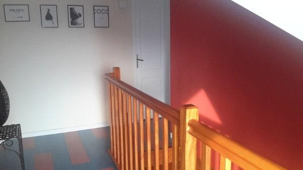 Projet client : Avant, un escalier qui manque de cohérence
