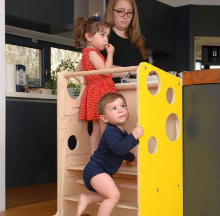 Tour multi usages XL Montessori family