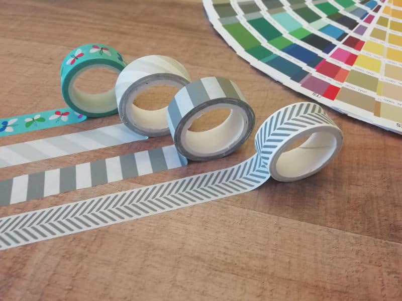 Décorer malin avec du masking tape | ICy déco